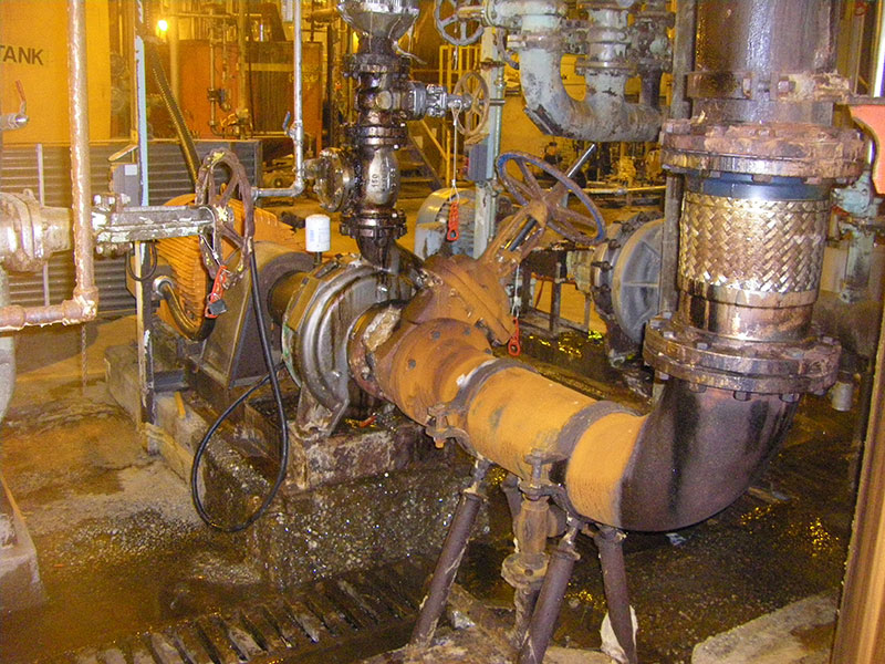 Condensate Pump Diagnosis