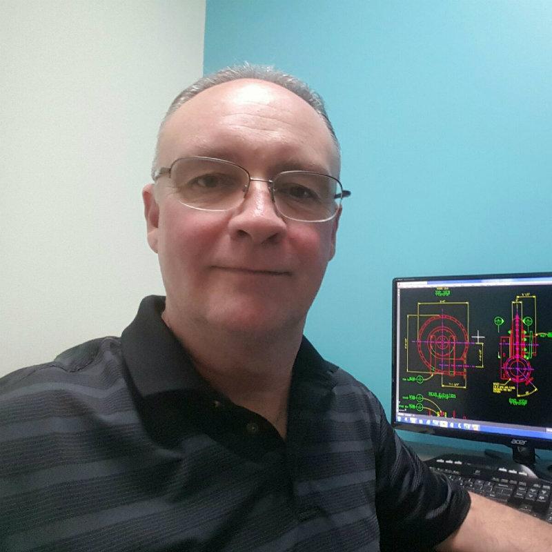 Jim Mooney, Senior Mechanical Technologist, Prince George