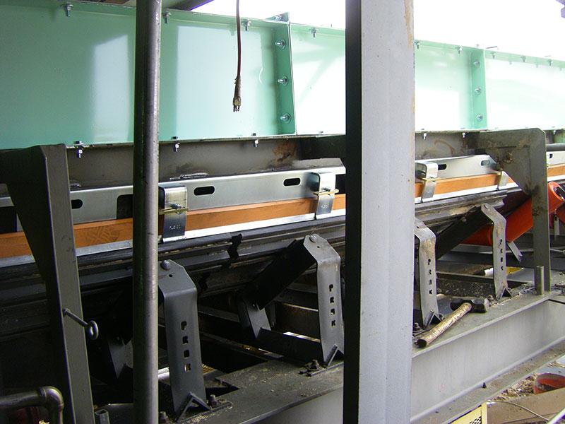 Conveyor Dust Abatement