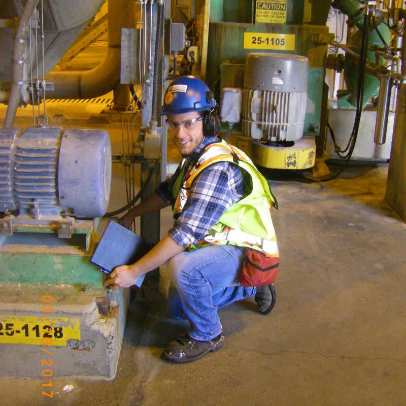 Dustin Hubner, Mechanical Engineer, Prince George
