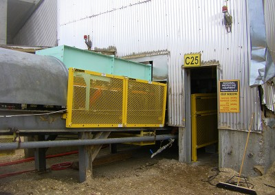 Conveyor Dust Abatement