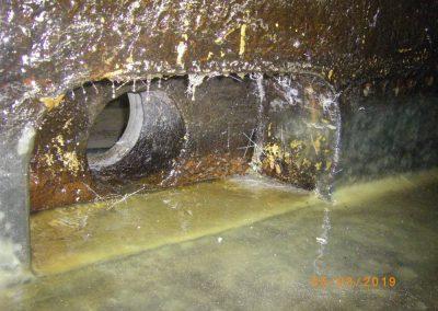 Brownstock Washer Seal Tank Repair